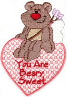 You are Beary Sweet.jpg (27612 bytes)