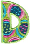 Bloom Applique D