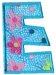 Bloom Applique E