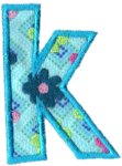 Bloom Applique K