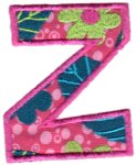 Bloom Applique Z