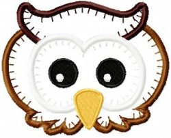 Jiffy Applique Owl