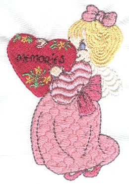 Designs for Machine Embroidery: Patterns, Fonts & Custom Digitizing