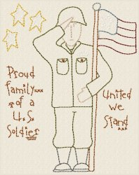 Proud Family Soldier