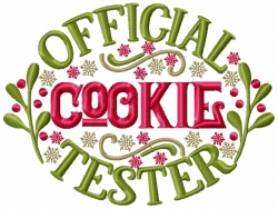 Official Cookie Tester Word Play