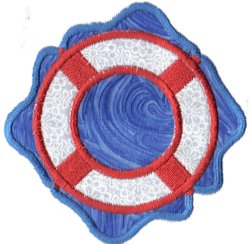 Applique Life Preserver