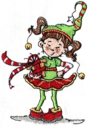 Lucy Lou Elf